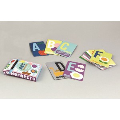 Karty ABC Flash Cards