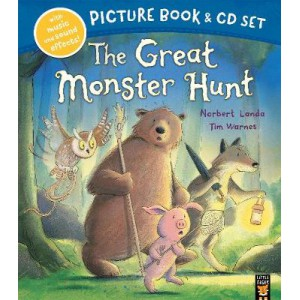 The Great Monster Hunt -...