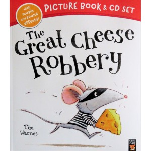 The Great Cheese Robbery -...