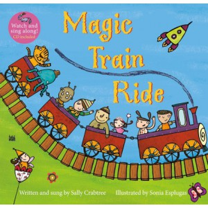 Magic Train Ride - Książka...
