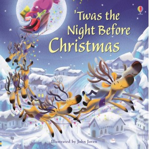 'Twas the Night Before...