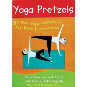 Yoga Pretzels. 50 Fun...