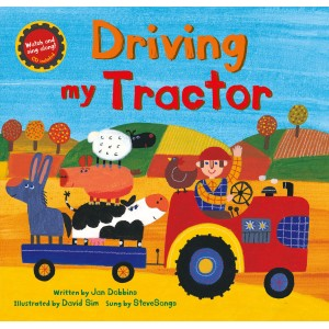 DRIVING MY TRACTOR -...